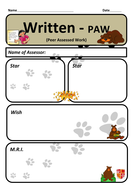 Written PAW - Peer Assessed Work - student copy.docx