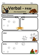 Verbal PAW - Peer Assessed Work - student copy.docx