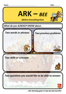 BEEs - lesson starters