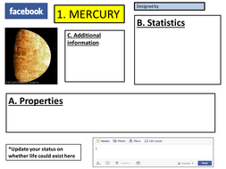 facebook template planets.pptx