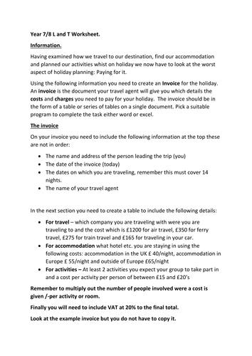 Ionic Bonding Worksheet 1 Answers Word Leisure Tourism Worksheetsassessment By Anjumqureshi  Teaching  Adding Unlike Fractions Worksheets with Genetics Basics Worksheet Excel Leisure Tourism Worksheetsassessment By Anjumqureshi  Teaching Resources   Tes Types Of Figurative Language Worksheet