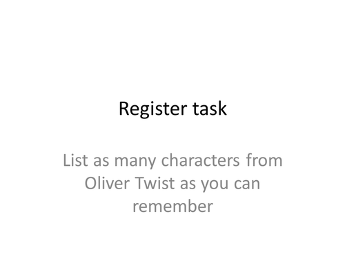 oliver twist by jemma teaching resources tes