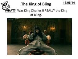 Charles II - King of Bling?