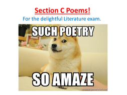Edexcel IGCSE English Literature Analysis