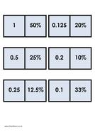 Decimals and Percentages.docx