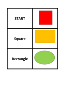 2D shapes - Range of games and Displays