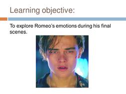 Romeo and Juliet Act V: Romeo