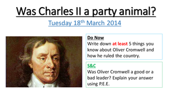 Was Charles II a party animal.pptx