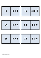 8 times table.docx