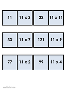 11 times table.docx