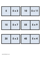5 times table.docx