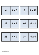4 times table.docx