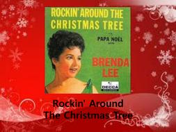 Brenda Lee - Rockin' Around the Christmas Tree | Teaching ...