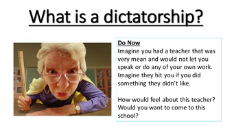 L3 - What is a dictatorship.pptx