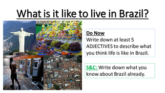 What is it like to live in Brazil?