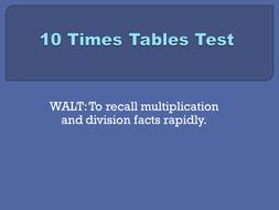 10x tables test set 2.pptx