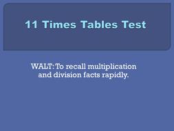 11x tables test set 2.pptx