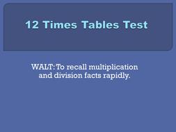 12x tables test set 2.pptx
