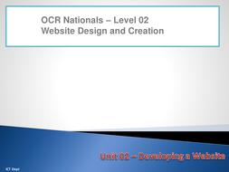Unit 02 - LO5 - Create a user form.pptx