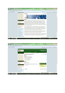 ICT Unit  - OCR - Level 02 - Unit 02 - Website Design - 2010 - Using Dreamweaver to make a Website