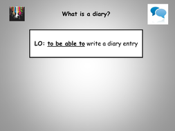 Diary-Entry-PP.pptx