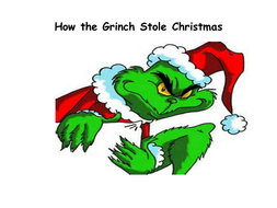 How The Grinch Stole Christmas Full Movie.How The Grinch Stole Christmas By Dfonow Teaching Resources