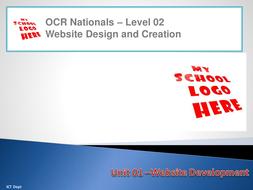 CiDA - Unit 01 - LO7 - Evaluating the Website.pptx