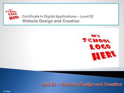 CiDA - Unit 01 - LO3 - Create interactive elements.pptx