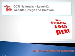 CiDA - Unit 01 - LO6 - Testing the Website.pptx
