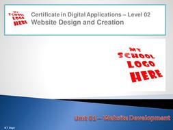 CiDA - Unit 01 - LO2 - Create multimedia webpages.pptx