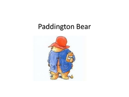 Paddington Bear.pptx