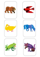 !Ours Brun, dis-moi - matching cards.docx