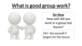 Campaigning and Group Work