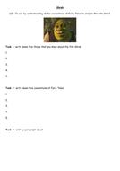 Shrek Film Worksheet.doc