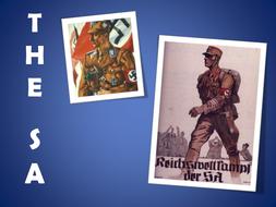 Hitler's Storm Troopers (SA)