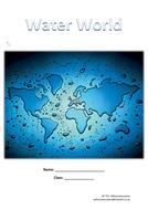 Printable Worksheet Pack - Water World