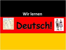Yr9 German Term 1.ppt
