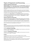 Types of Argument and Reasoning.docx