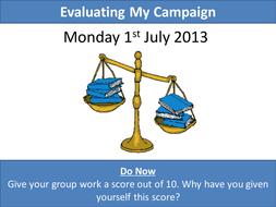 Active Citizenship Evaluation