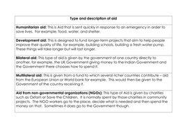 Type and description of aid.docx