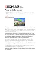Asda in halal storm.docx