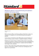 MP Barclay discusses overcrowded housing and exploitative landlords with housing minister.docx