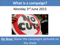 What is a campaign.pptx
