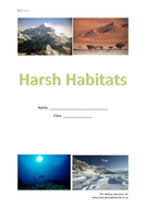 Harsh Habitats - Polar, Desert And Mountains