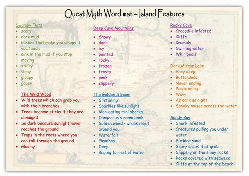 Descriptions of a waterfall for descriptive essay