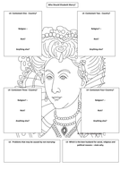 Elizabeth I and Marriage Take me out dating game