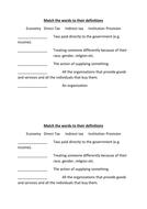 Economy Word Definitions Starter.docx