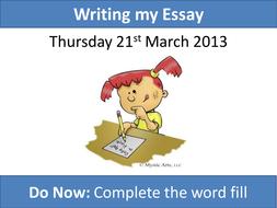 7.3 Essay Write Up.pptx