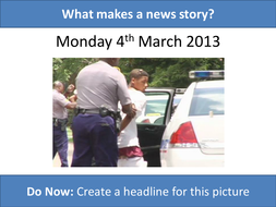 What makes a news story.pptx