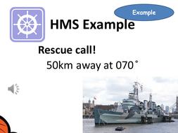 HMS Bearings activity